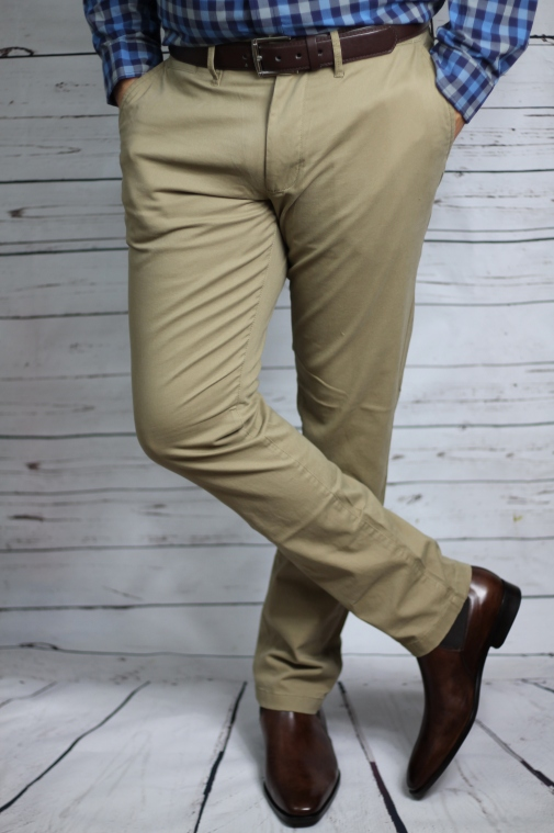 Athletic Fit Chino Pants